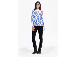 Svetr Poivre Blanc 1st Layer Sweater Blue flower/multi 19/20