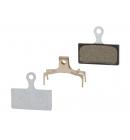 Destičky brzdové Shimano G03A polymerové, s pružinkou