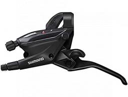 Řad/brzd. páka Shimano ALTUS ST-EF505-2 MTB/trek pro kot. brzdy levá 2 rychl černá 3 prstá bal