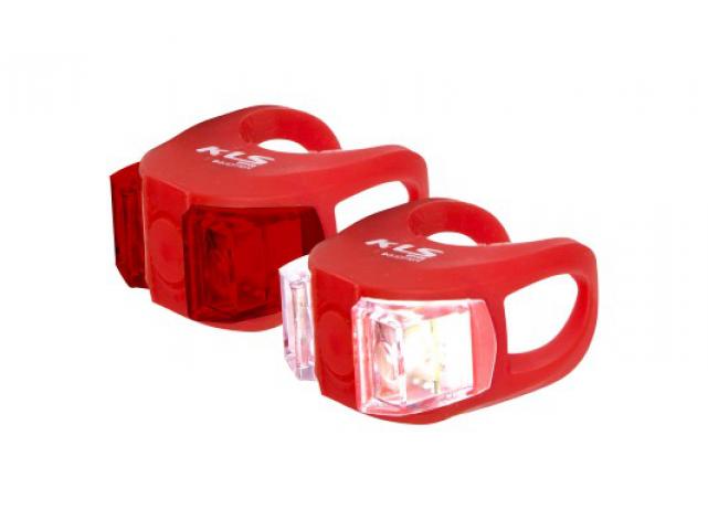Světlo TWINS Red Set