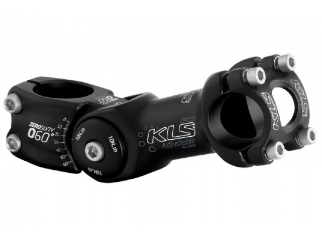 Představec KLS CROSS 130mm, black