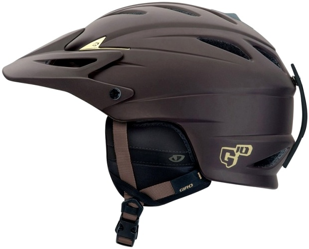Helma Giro G10 MX Matte Brown model 2010/11