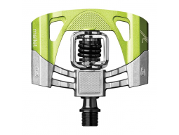 Pedály CRANKBROTHERS Mallet 2 Electric Lime/Black