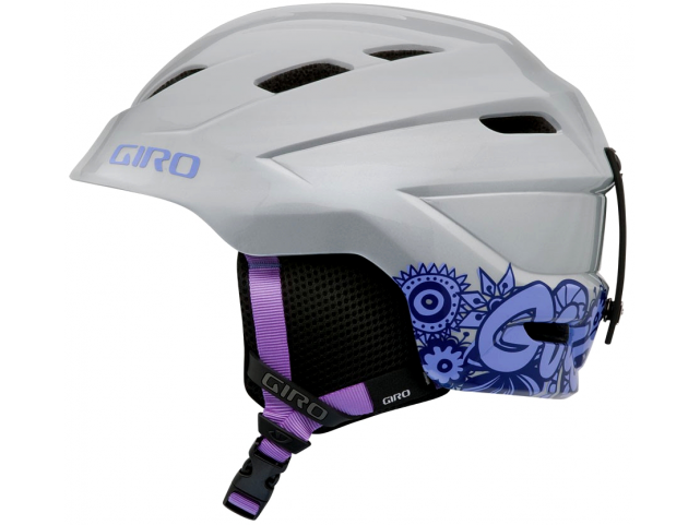 Helma Giro NINE.10 JUNIOR Silver Doodle Girl model 2011/12