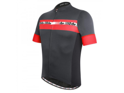 Dres RH+ ACADEMY Jersey Anthracite Red