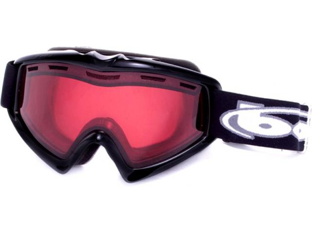Lyžařské brýle Bollé X9 Shiny Black Vermillon