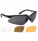 Brýle sportovní Mighty černé