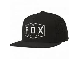 Kšiltovka Crest Snapback Hat Black