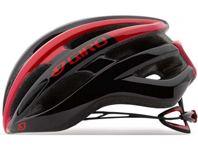 Helma Giro FORAY Red Black