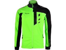 Bunda Silvini softshell Casino MJ701 Green/Black