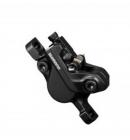 Třmen Kotoučové brzdy Shimano DEORE BR-MT500 kotouč př. nebo zad. hydraul. třmen polymer bez adapt. černá