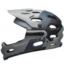 Helma BELL Super 3R MIPS Mat Gray/Gunmetal
