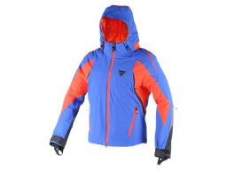 Bunda Dainese DEIMOS D-DRY Jacket Sky Blue Black Light Red model 2015/16