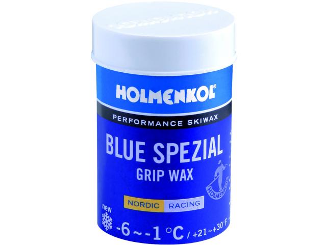 Vosk Holmenkol GRIP WAX Blue Spezial