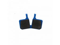 Brzdové destičky 9.C, Comfort, blue