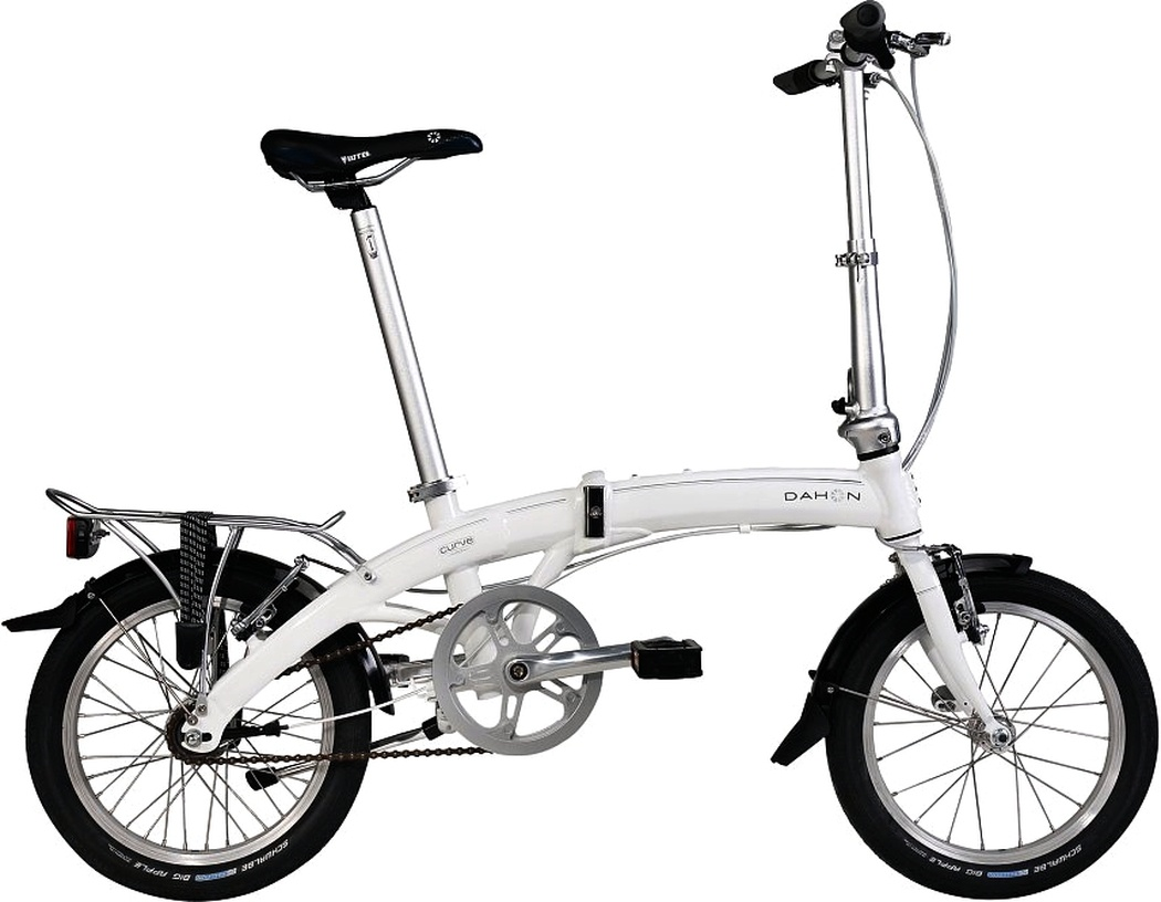 Kolo Dahon CURVE D3 White model 2012