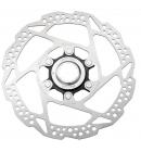 Brzdový kotuč Shimano DEORE SM-RT54 center lock 160 mm + lock ring pouze pro resin des. bal