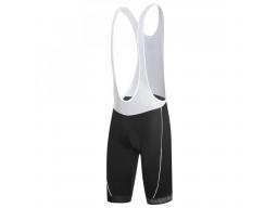Kalhoty RH+ ZERO Bibshorts Black White