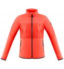 Bunda Poivre Blanc Stretch Fleece Jacket Nectar orange, 18/19