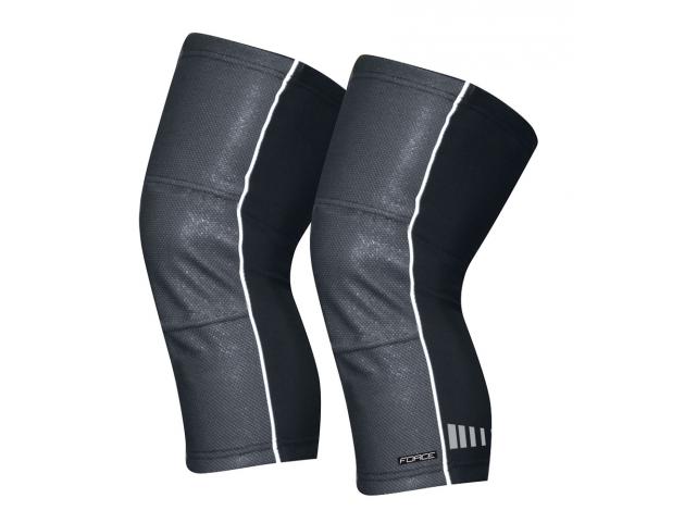 Návleky na kolena Force WIND-X černé