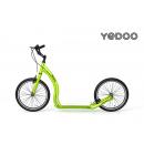 Koloběžka Yedoo Dragstr Green