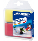 Vosk Holmenkol WORLDCUP MIX HOT Yellow Red