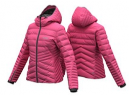 Bunda Colmar L. Down Jacket 2837 Pink, 2018/19