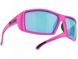 Brýle Bliz DRIFT Matt Pink Smoke w Blue Multi