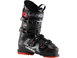 Lyžařské boty Lange LX 90 Black/Green-Red, 19/20