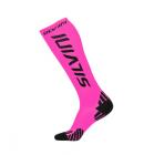 Ponožky Silvini CASALONE UA562 pink