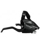 Řadící brzdová páka Shimano ALTUS ST-EF51 MTB/trek pro V-brzdy pravá 8 rychl 2 prstá černá