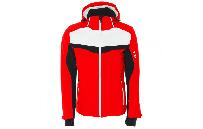 Bunda Vist PLASMA Skijacket Red White Black model 2015/16