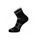 Ponožky Silvini ORATO UA445 Black
