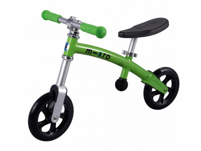 Odrážedlo Micro G-BIKE + Green