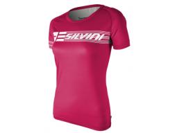 Sportovní triko SIlvini Promo fuchsia