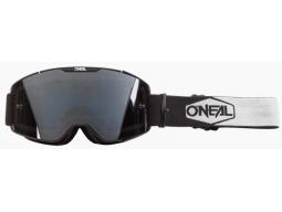 Brýle O´Neal B-20 Plain černá/bílá