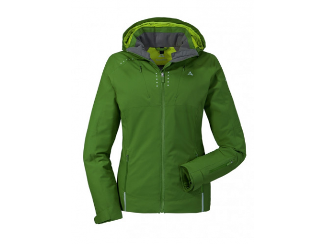 Bunda Schöffel Ski Jacket Klosters1 Green, model 2017/18