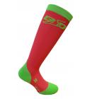 Ponožky Boot Doc RASTA Wide