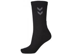 Ponožky Hummel BASIC 3 páry, černé