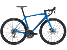 Kolo Giant TCR Advanced Pro 2 Disc gloss metallic blue/matte black, 2020