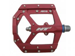 Pedály HTI-AE03 červená