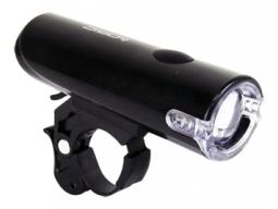 Světlo přední LOGIC JY-345 černé
