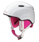 Lyžařská helma Head Star white/pink model 2017/18