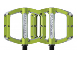 Pedály SPANK  Spoon 100 Pedals Green