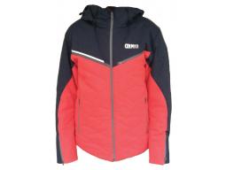 Bunda Colmar Mens Ski Jacket 1350 Red/blue/grey,