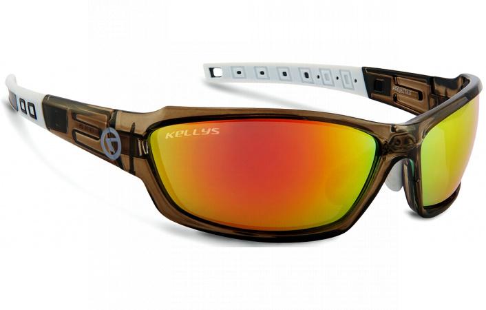 Brýle Kellys PROJECTILE Crystal ash