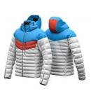 Bunda Colmar Mens Ski Jacket 1034 White/Mirage/Chili Pepper