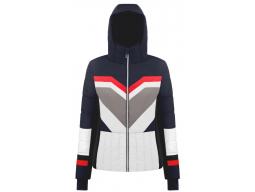 Bunda Poivre Blanc Ski Jacket Gothic Blue3/Multi, 19/20