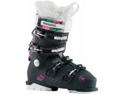 Lyžařské boty Rossignol Alltrack 80 W Black/Green, 19/20