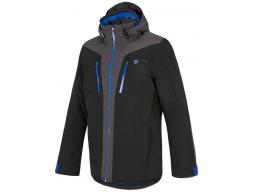 Bunda Ziener Twomile Man Ski Jacket Black/Flint, 19/20